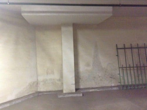 Экспертиза конструкций подземного паркинга
